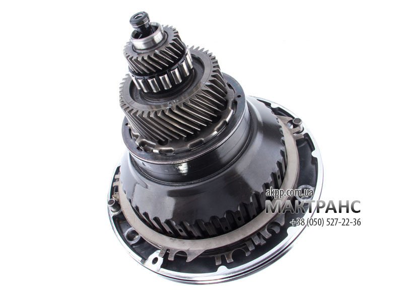 Primary Shaft For Automatic Transmission 0aw With Petal